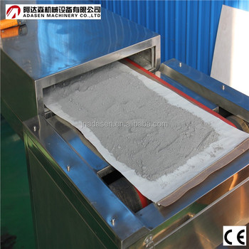 Efficient dryer for chemical powder