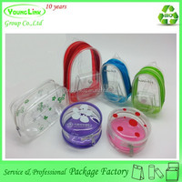 Professional manufacture plastic custom car key bag