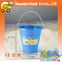 Chinese funny plastic beach toy plastic shovel toys bucket beach truck