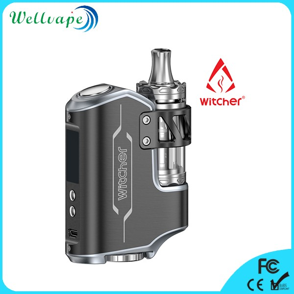 Hot selling Rofvape Witcher 75w no flame e cigarette refills
