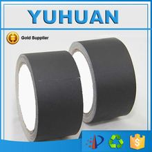 High Quality Strong Adhesive Waterproof Free Samples black gaffer tape From China Supplier