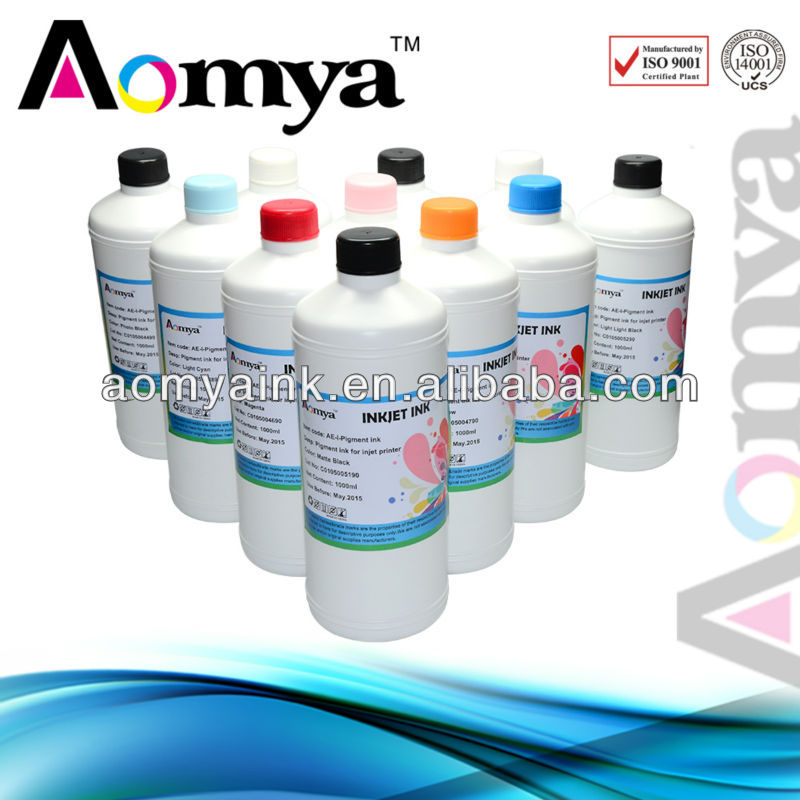 transfer paper for pigment ink waterproof ink pigment ink for epson sc-t7280