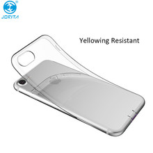 Crystal clear soft tpu back case tpu case for iPhone 6s 7 7 Plus,mobile phone shell