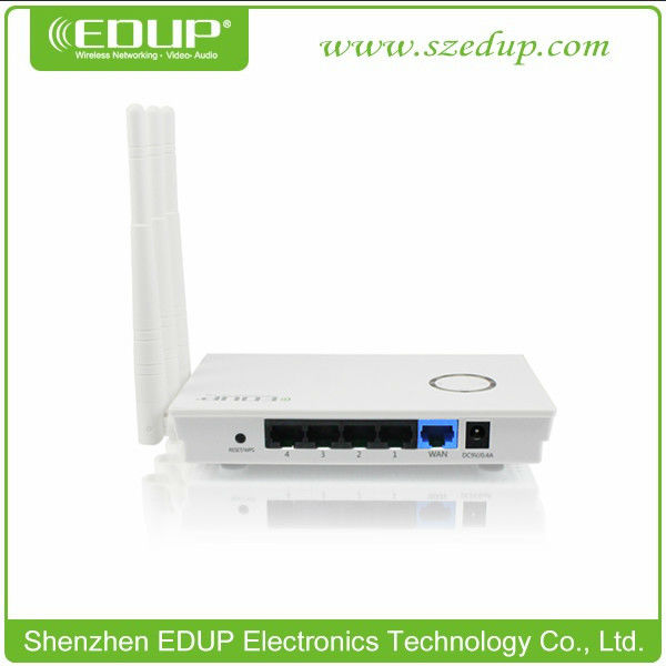 802.11n EP-WR2603 300mbps Long Range Wireless Broadband Router with 3dBi Three Antennas
