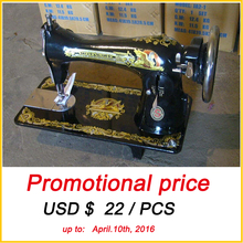 mini domestic sewing machine Promotional price/manual mini sewing machine