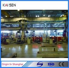 full-automatically cleaning central air cleaner manufacturer in different site condition