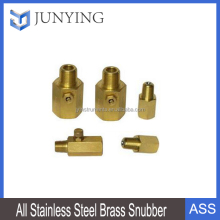 All Stainless Steel Brass Snubber