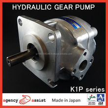 Best-selling, and High quality, types of hydraulic pumps , NIHON SPEED, gear pump for industrial use