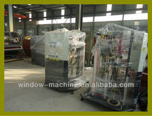 Silicone sealant spreading machine/Two component seal machine for curtain wall/Double glass fabrication machine (ST01)