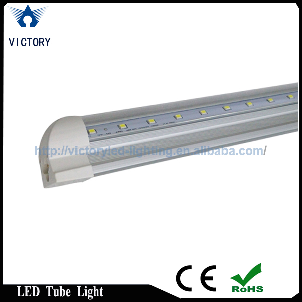 Free shipping high quality T8 cooler door led light 32w 5ft led tube light