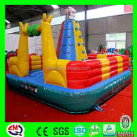 Kids park having fun endless time inflatable kayak