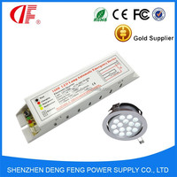 Emergency light power supply with 100% emergency power 3W 3hours for Energy saving emergency lights