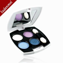 LDM 4 Shades Terra Cotta Eyeshadow