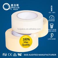 Easy tear heat resistant general purpose masking tape