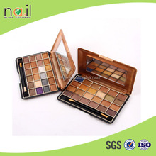 New Brand Makeup <strong>Cosmetic</strong> Make Up shimmer White Pink Blue golden single color Eye Shadow