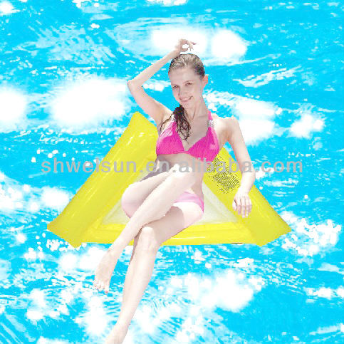 Water Sun Float Chair--3 Way