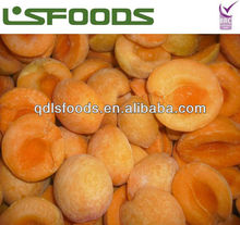 Chinese 2013 new crop frozen IQF apricot (halves /dices)