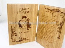 custom bamboo products