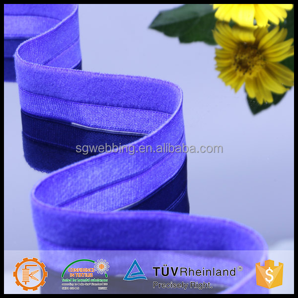 Factory wholesale custom woven elastic bands binding for underwear