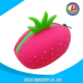 2015 hot best promotion silicone jelly purse , silicone coin purse , silicone purse