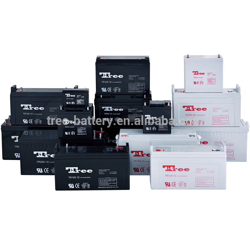 CE Certified OEM Factory Wholesale Price Maintenance free 12v 250amp sealed lead acid deep cycle battery