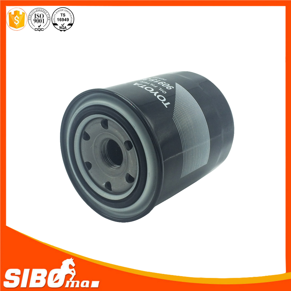 Professional supplier for oil filter 90915-30002 toyota and spin-on high performance auto oil filters 90915-03006 04152-03006