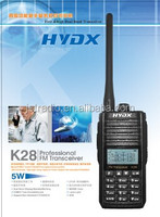 HYDX K28 smartphone sale prices 2 way intercom system air band receiver