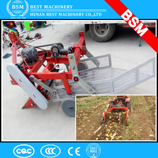 2016 new supply multifunctional tapioca tuber crops harvester cassava root harvester