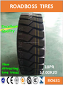 Heavy truck tires all steel tire ROADBOSS 12.00R20 RO631 Pattern with new high quality brand