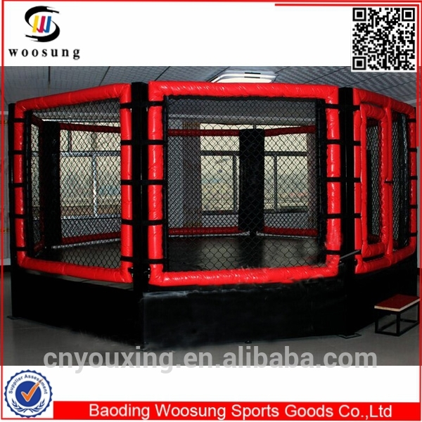 2015 martial arts equipment octagon mma cages sale