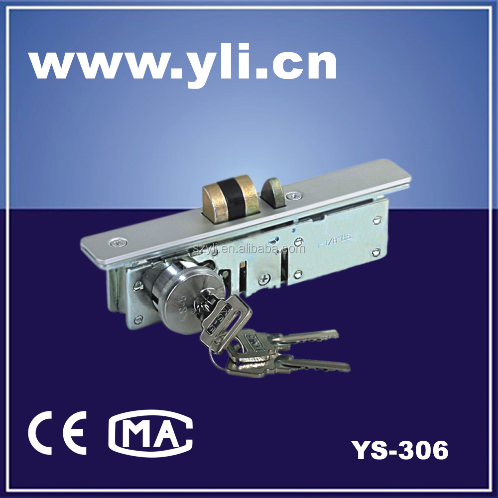 Deadlatch With Cylinder & Thumbturm(Mechanical Lock) YS-306