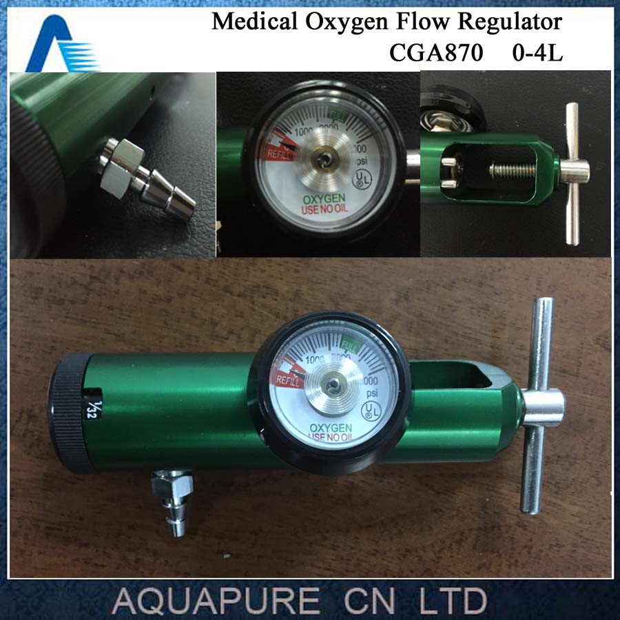 Economic and Reliable medical oxygen gas flow meter
