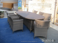 Wicker/ Synthetic rattan Dining/coffee set