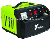 Small 12V 24V portable dc battery charger and jump starter