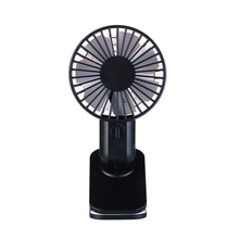 New Arrival Double <strong>Fan</strong> Handheld WTF5 USB Table <strong>Fan</strong> portable Electric Mini Stand <strong>Fan</strong> for Office desktop Home with clip