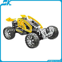!Hot! 2012 All New Designed SDL RC Stunt Car, Self Assembling to Different Shape and Outlook dance car rc drift car toy