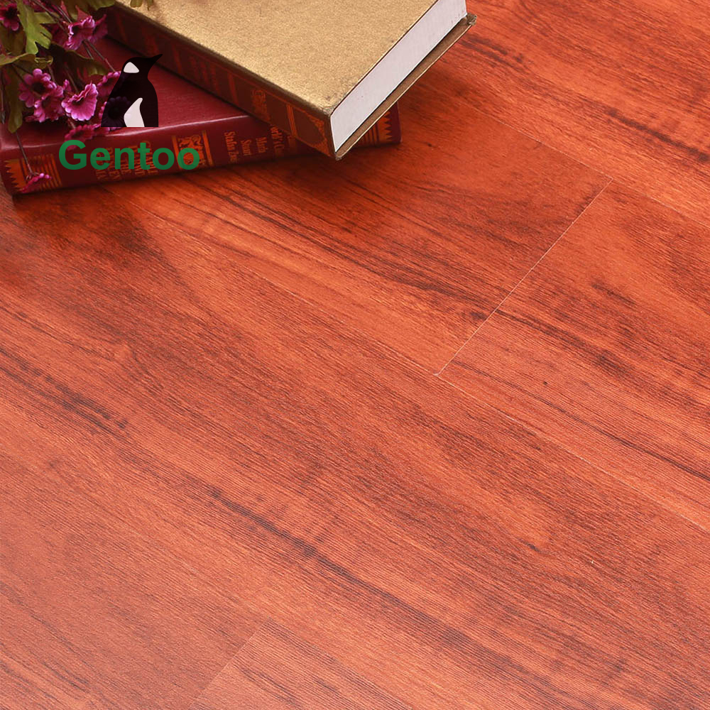 ISO9001 ISO14001 waterproof Engineered Wood Laminate Flooring