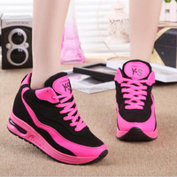 2015 autumn new recreational shoe platform high spikenard o help female shoes sneakers shoes in the fall and winter of the shoes