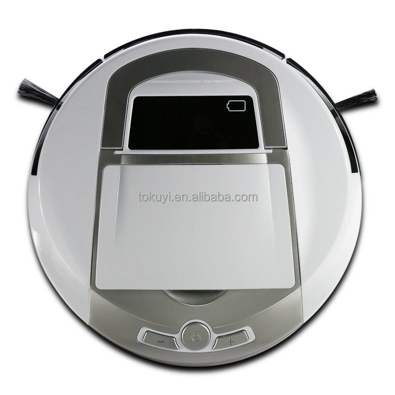 Best Performance Robot Vacuum Cleaner , high quality electric robotic cleaner, auto robot sweeper