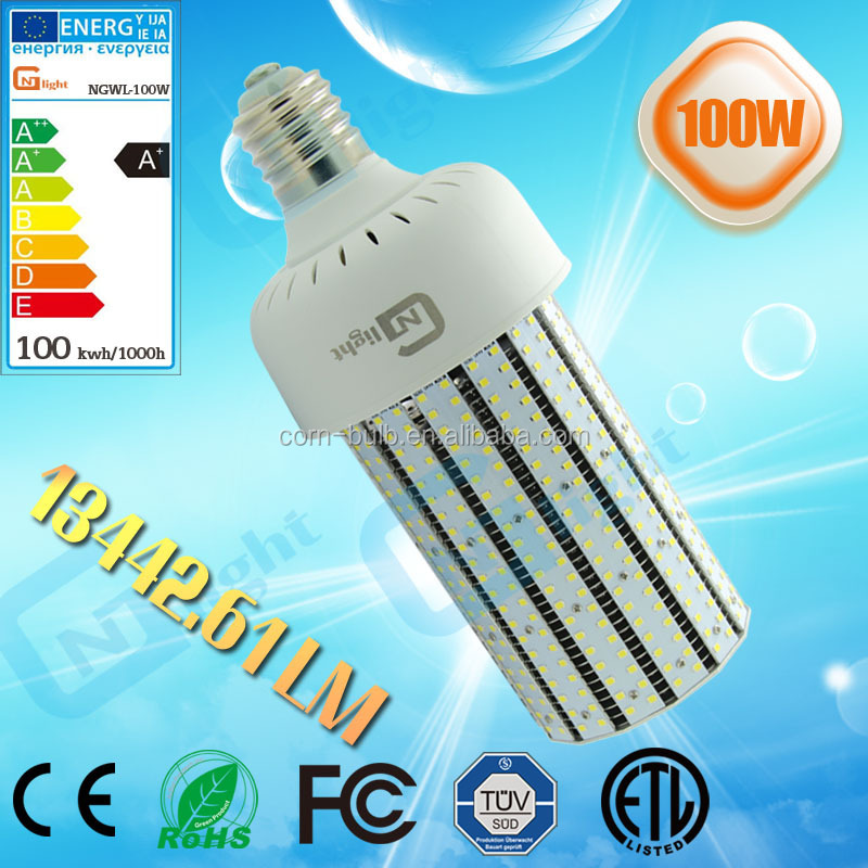 better price e40 medium base led corn bulb 100w energy star