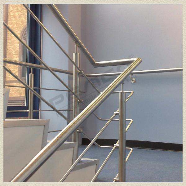 Guangdong f cil intall terraza perfil de aluminio for Escalera aluminio plegable easy