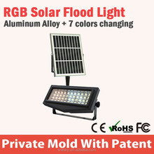 button battery operated fairy lights solar light in china RGB FLOOD LIGHT