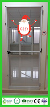 Aluminum frame screen door made in china