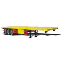 skeletal BPW axle 20ft/40ft/45ft48ft/30ft tractor semi-trailer