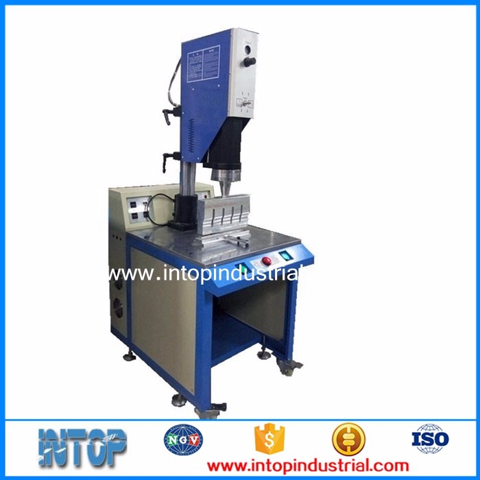 file folder ultrasonic plastic welding machine