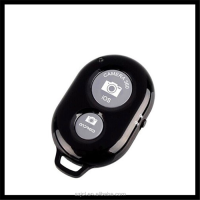 Hot Sale Universal Bluetooth Remote Shutter Control Remote Blurtooth Button For Selfie Stick Photo Camera