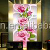 Embroidery Diamond Mosaic Flower Picture 3D Diy Painting Needlework Home Decoration Canvas Gift