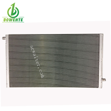 Air Parallel Flow Car AC Condenser Size 850*470*25mm for Russian Market