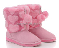 Girls Fancy Boots 2012