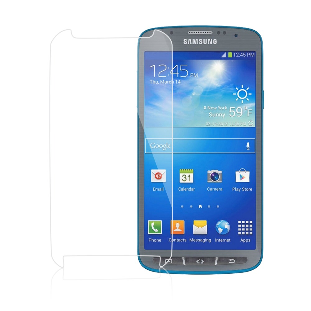 9H Real glassTempered anti-scratch screen protector for Samsung Galaxy S4 Active I9295